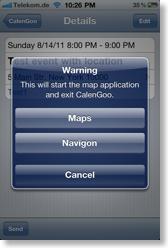Navigation integration   1 5 68